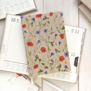 Kalendarz 2022 – łąka pełna kwiatów